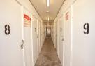 Storage Unit Hallway